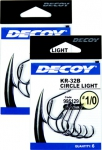 Anzol Decoy Circle Light KR-32B Nº 1/0