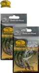 Anzol Lizard Lastreado 3/0 2.5g 4pcs