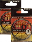 Anzol Decoy Shot Worm 12 Nº 3