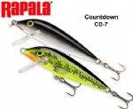 Isca Rapala Countdown CD-7