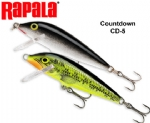 Isca Rapala Countdown CD-5